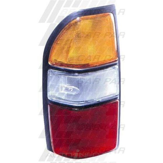 REAR LAMP - L/H - AMBER/CLEAR/RED, , scanz_hi-res