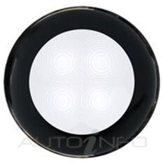 LED ROUND LAMP WHITE 12V HI, , scanz_hi-res