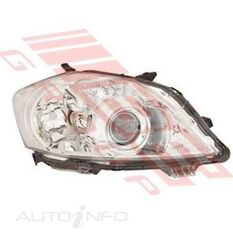 HEADLAMP - R/H - CHROME, , scanz_hi-res