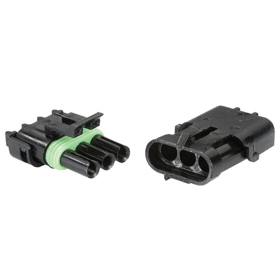 CONNECTOR Q/C MALE/FEMALE 3WAY, , scanz_hi-res