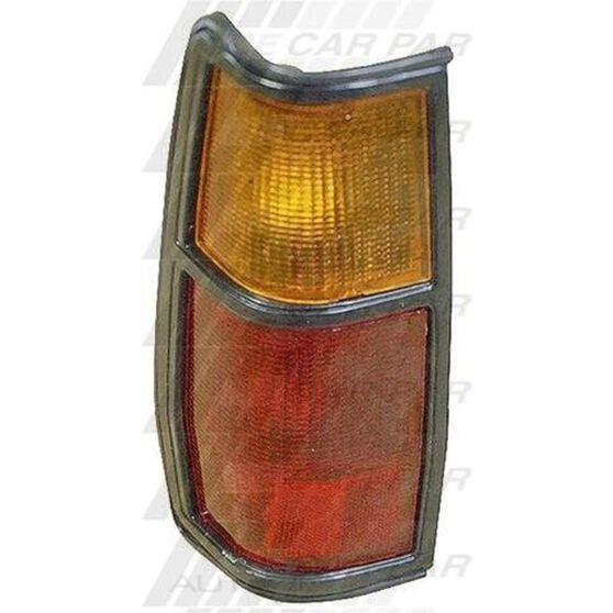 REAR LAMP - L/H - BLACK