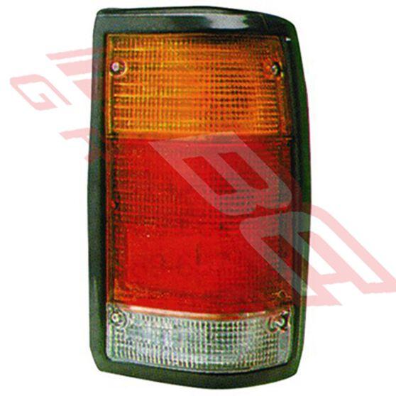 REAR LAMP - R/H - BLACK, , scanz_hi-res