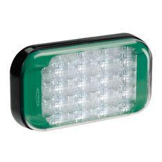 WARNING LAMP 9-33V LED GREEN, , scanz_hi-res