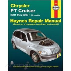 CHRYSLER PT CRUISER HAYNES REPAIR MANUAL FOR ALL MODELS 2001 THRU 2010