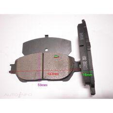 D906-7785=FMSI for Royale Brake Set  F  Toyota Estima ACR30W 04-10, , scanz_hi-res