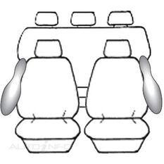 TOYOTA HILUX DOUBLE CAB - SR5 (10/2009 - ON) DEPLOY SAFE (CHAR), , scanz_hi-res