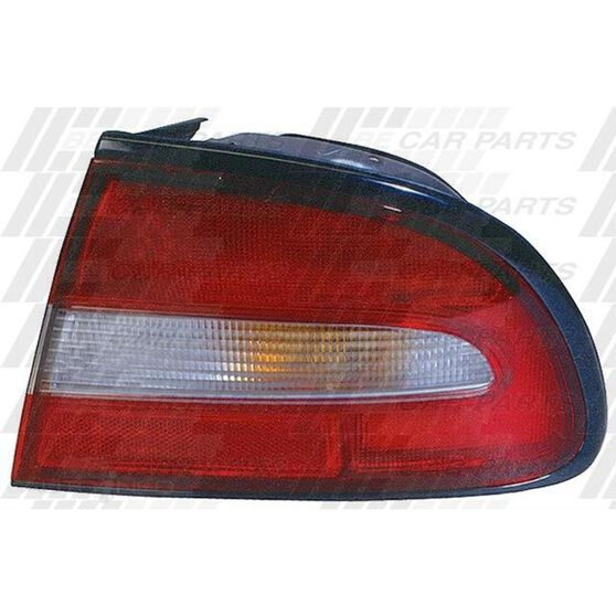 REAR LAMP - R/H - BLACK TRIM