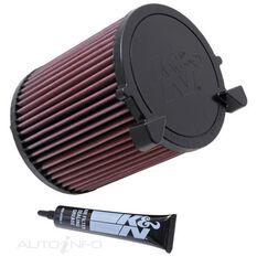K&N HI-FLOW AIR FILTER - REUSABLE