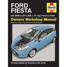 FORD FIESTA PETROL & DIESEL (2008 - 2011), , scanz_hi-res