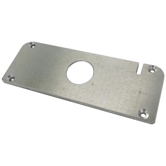 ALUMINIUM ARMOUR PLATE FRONT CASE COVER FOR AVS S/A-SERIES ALARMS, , scanz_hi-res