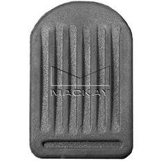 CLUTCH PEDAL PAD  - HOLDEN GEMINI TG - 1.6L I4  PETROL - MANUAL & AUTO, , scanz_hi-res
