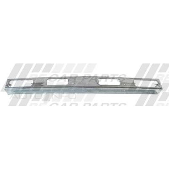 FRONT BUMPER - CHROME, , scanz_hi-res