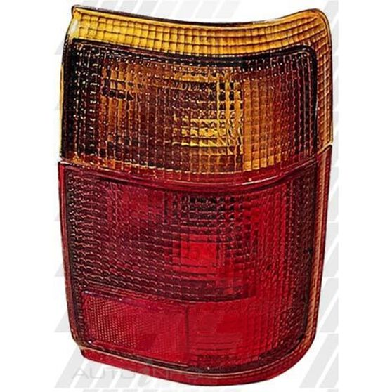 REAR LAMP - R/H - AMBER/RED, , scanz_hi-res