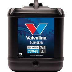 VALVOLINE DURAGEAR 75W/85 20L, , scanz_hi-res