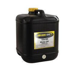 15W/40 MULTIFLEET MOTOR OIL 20L