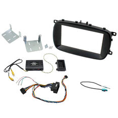 FACIA DOUBLE DIN INSTALL KIT FIAT, , scanz_hi-res