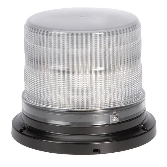 BEACON LED FLANGE MOUNT AMBER, , scanz_hi-res