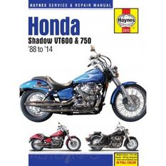 HONDA SHADOW VT600 & 750 (88 - 14) HAYNE, , scanz_hi-res