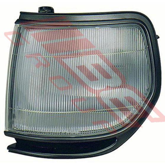 CORNER LAMP - L/H - CHRM - SINGLE H/L, , scanz_hi-res
