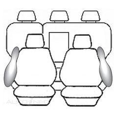 MAZDA 3 BL SERIES SEDAN - NEO/ MAXX / MAXX SPORT (04/2009 - 01/2014) DEPLOY SAFE (BLACK), , scanz_hi-res