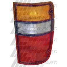 REAR LAMP - R/H - AMB+RED+CLR, , scanz_hi-res