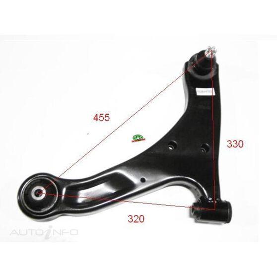 Suzuki Vitara 06- Front LH lower arm, , scanz_hi-res