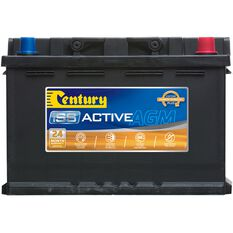 DIN66LAGM Century AGM Battery, , scanz_hi-res