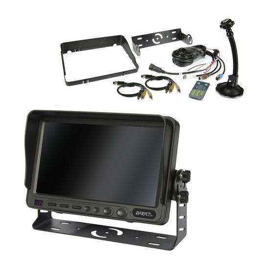 LCD REAR VIEW CAMERA 7IN MONITOR
