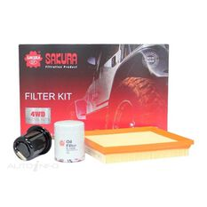 FILTER KIT OIL AIR FUEL, , scanz_hi-res