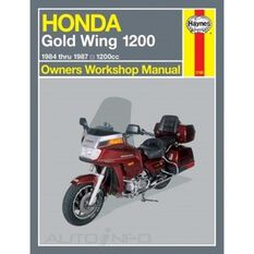 HONDA GOLD WING 1200 (USA) 1984 - 1987, , scanz_hi-res