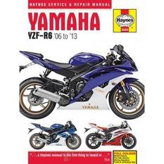 YAMAHA YZF-R6 2006 - 2013, , scanz_hi-res