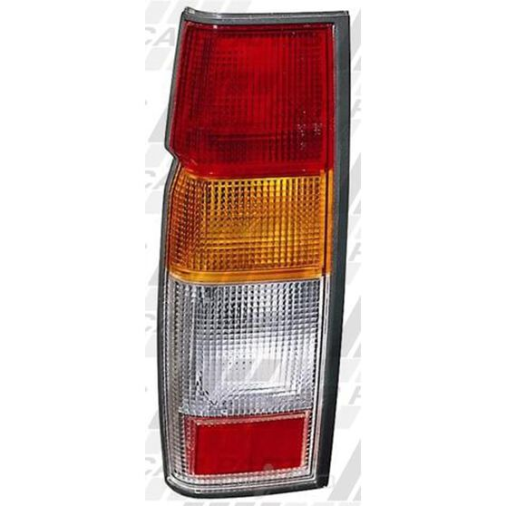 REAR LAMP - L/H - RED/AMBER/CLEAR/RED