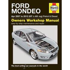 FORD MONDEO PETROL & DIESEL (2007 - 2012), , scanz_hi-res