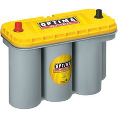 D31A Optima Yellow Deep Cycle Battery, , scanz_hi-res