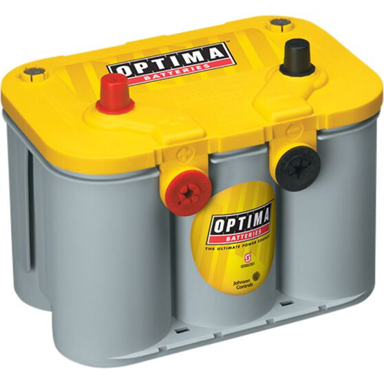 D34/78 Optima Yellow Deep Cycle Battery, , scanz_hi-res