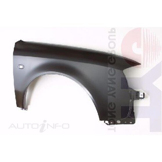 FRONT GUARD - R/H - WITH SLP HOLE