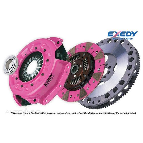250MM NISSAN HEAVY DUTY CUSHIONED BUTTON WITH FLYWHEEL, , scanz_hi-res