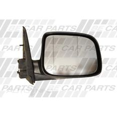 DOOR MIRROR - R/H - BLK - ELECTRIC, , scanz_hi-res