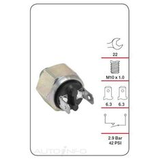 (TBS1102) BRAKE LIGHT SWITCH, , scanz_hi-res