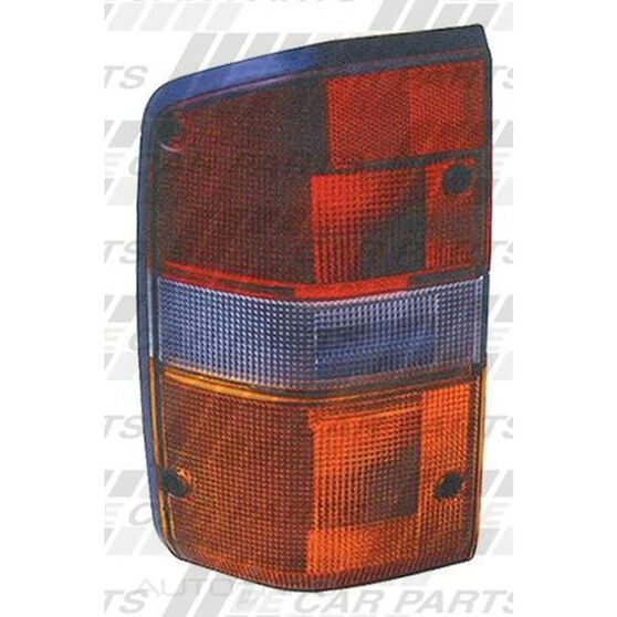 REAR LAMP - L/H - RED/CLEAR/AMBER