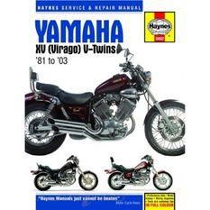 YAMAHA XV VIRAGO 1981 - 2003, , scanz_hi-res