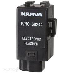 FLASHER ELEC 12V 3 PIN 4MM