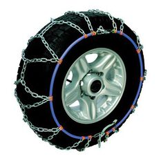 POLAR SNOW CHAINS DIAMOND 4X4 GREEN YELLOW GREEN
