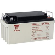 NP65-12BFR Yuasa NP VRLA Battery