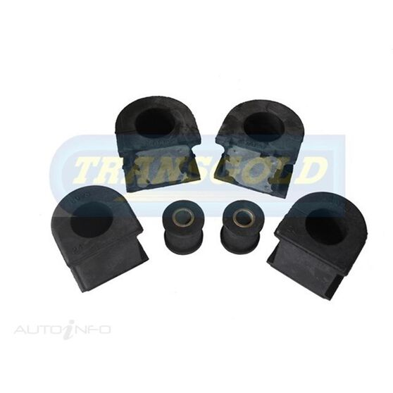 (DR) LANDCRUISER 100 SERIES STAB. BAR RUBBERS FRONT & REAR, , scanz_hi-res