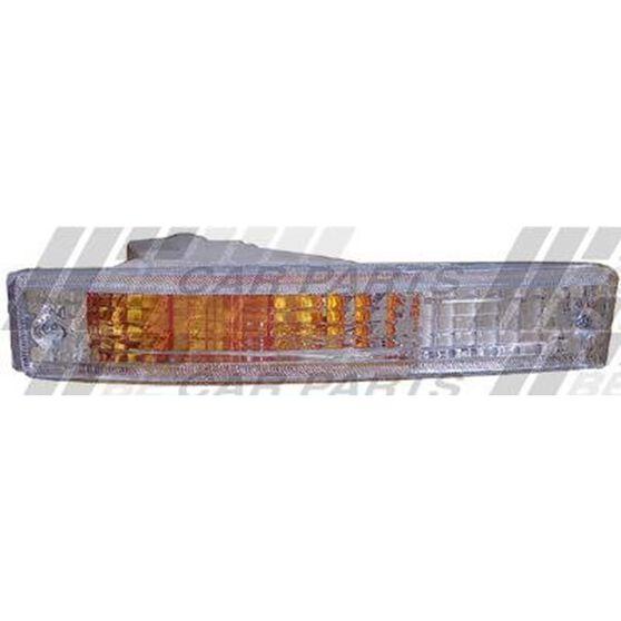 BUMPER LAMP - L/H - CLR/AMBER INNER