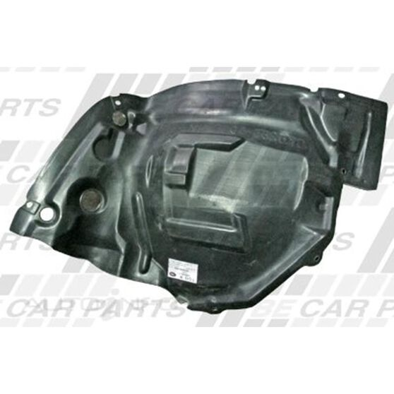 FRONT GUARD LINER - R/H - FRONT