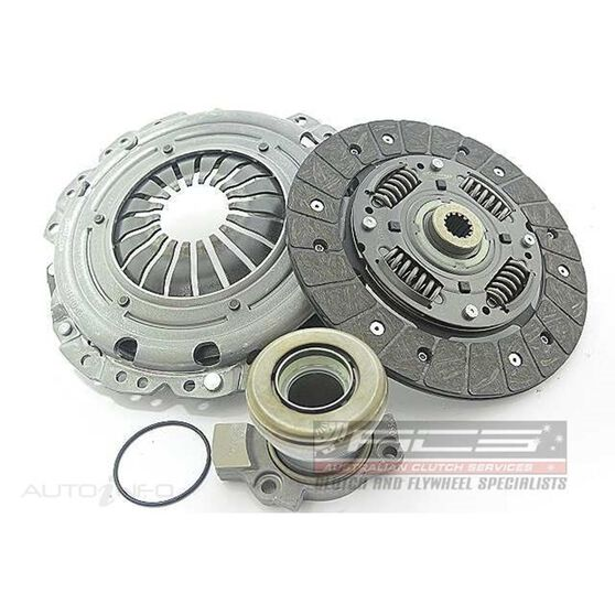 C/KIT HOL ASTRA 1.6 1.8 98>07 205*14*18.7 INC CSC CYL