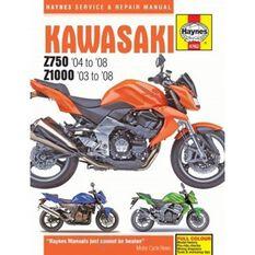 KAWASAKI Z750 & Z1000 2003 - 2008, , scanz_hi-res