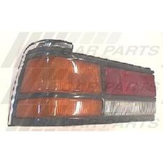 REAR LAMP - L/H - CHROME MOULDING